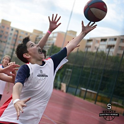 Prague Summer Basketball Academy 2017